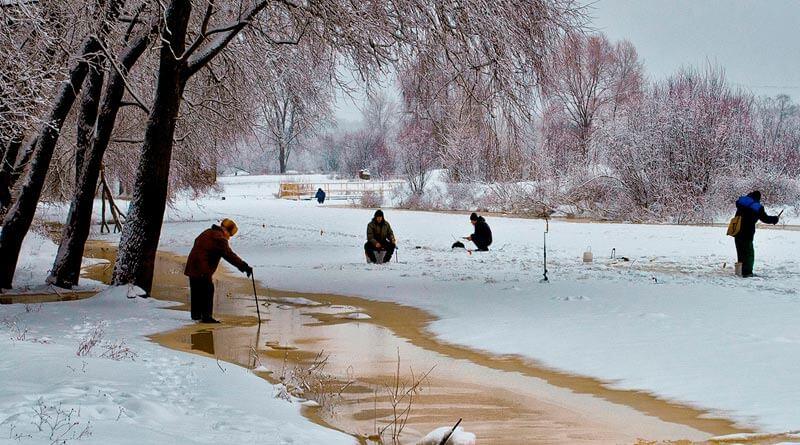 Выбор места рыбалки как выбрать место для рыбалки