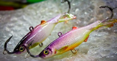 уловистый балансир для рыбалки