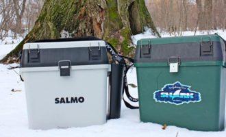 ящики для зимней рыбалки