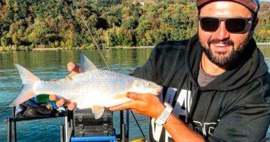 Ловля подуста летом на реке