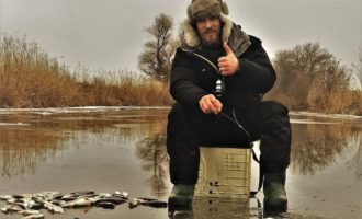 Зимняя рыбалка. В Поисках Трофеев там где не бывает Глухозимья
