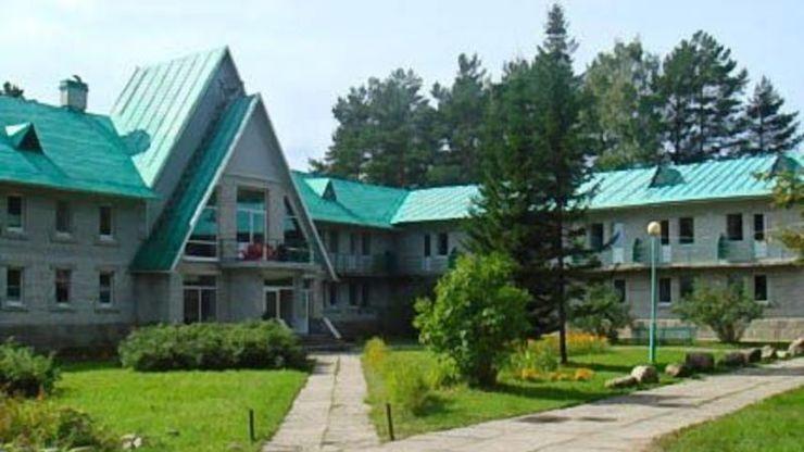 База отдыха Лосевская в поселке Лосево