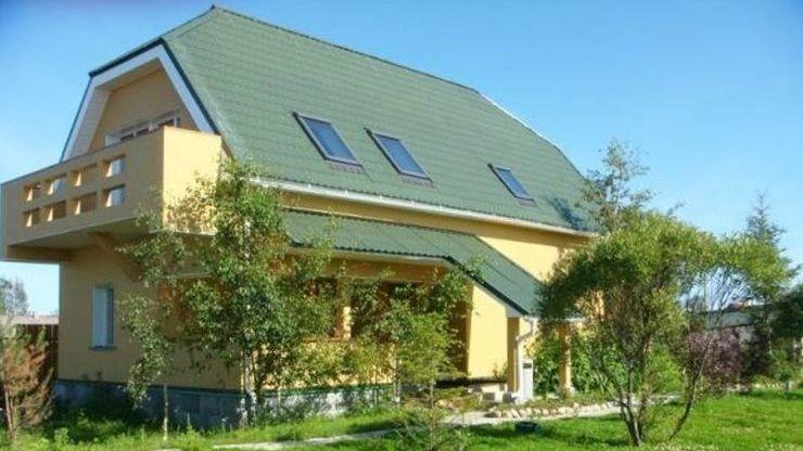 База отдыха Свирская в поселке Свирица
