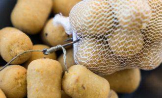 Бойлы из картофеля