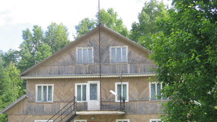 База отдыха Брусова Гора в поселке Шапки