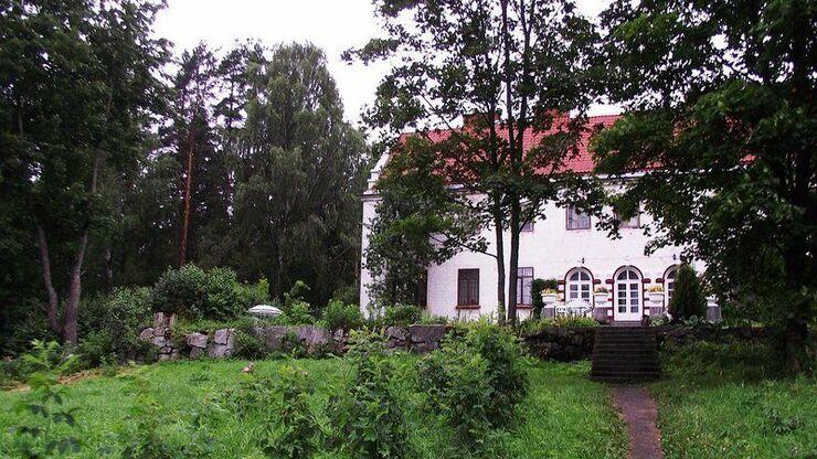 База отдыха Усадьба Лесогорская в поселке Лесогорский