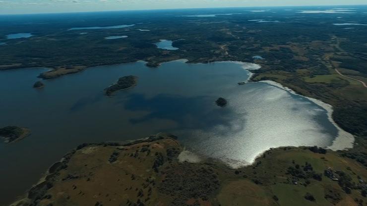 Озеро Каратай в Невельском районе