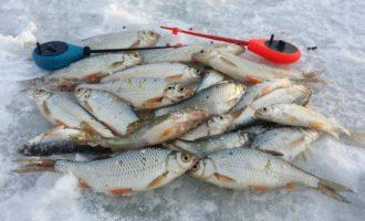 Оригинальные насадки для зимней рыбалки