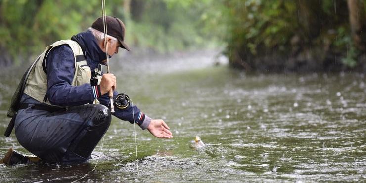 Влияние погоды на клёв рыбы