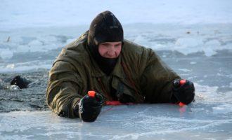 Свойства льда и безопасность на зимней рыбалке